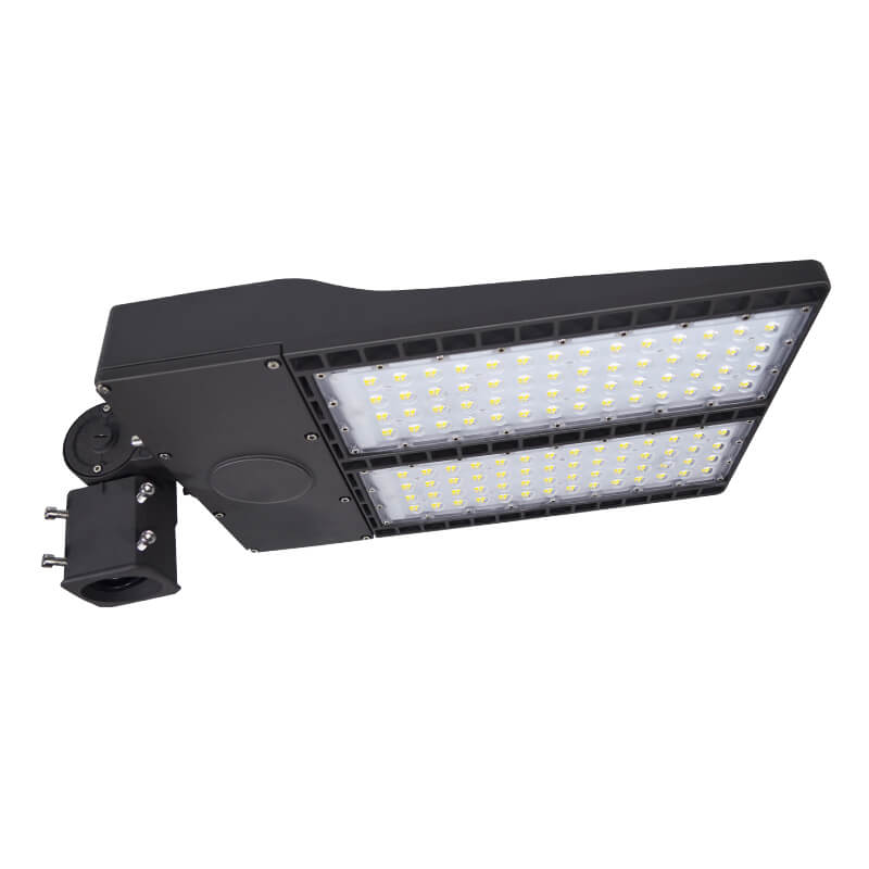 North America Dlc4 4 Premium Parking Lot Lights Shoebox
